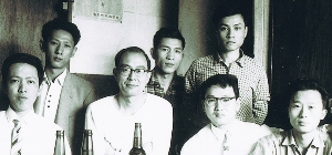 台湾独立建国聯盟創設期メンバー