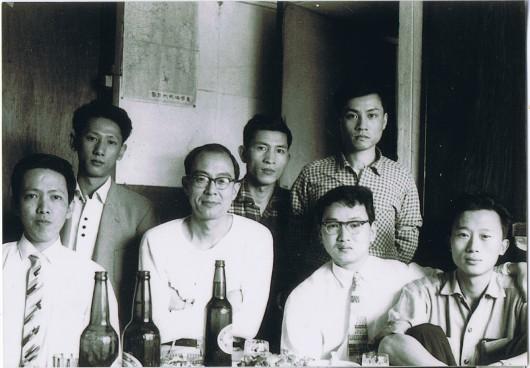 聯盟創設の頃のメンバー